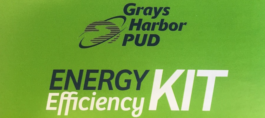 Grays Harbor PUD offers complimentary Energy Efficiency Kits
